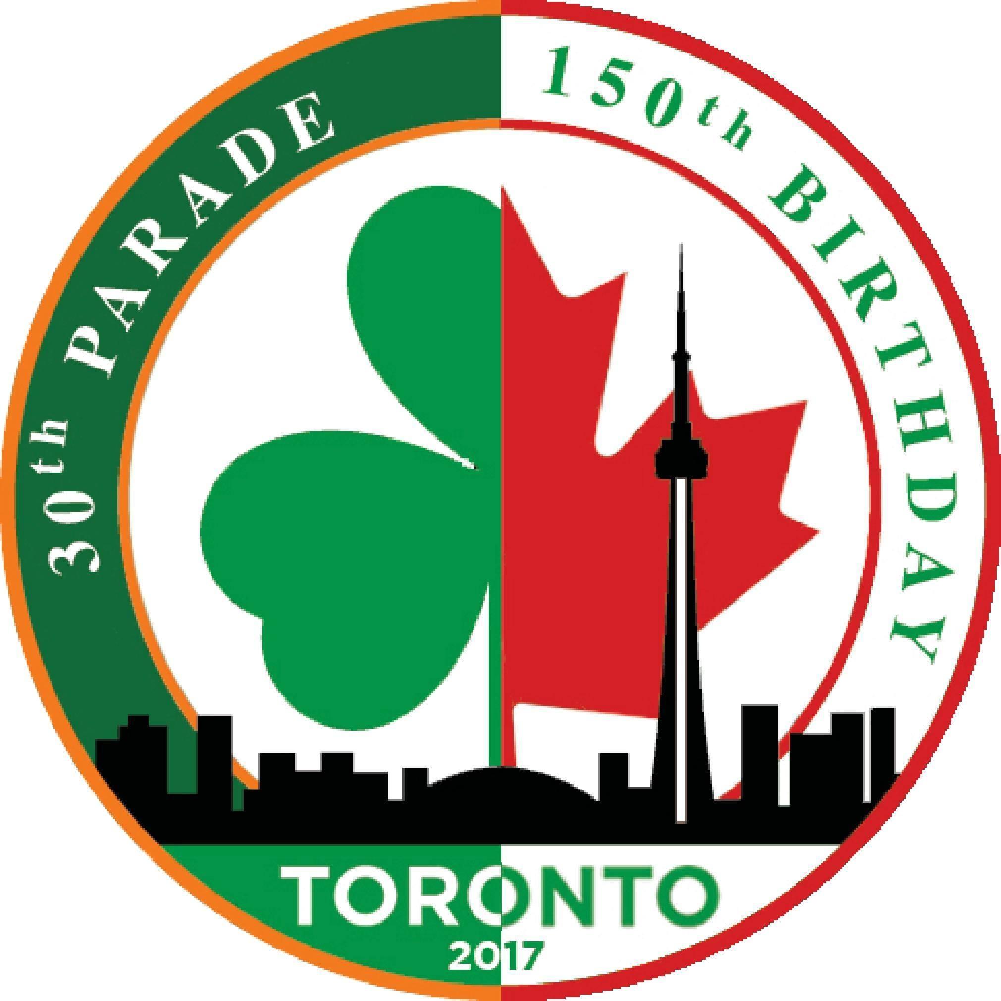 St Patrick's Parade Toronto